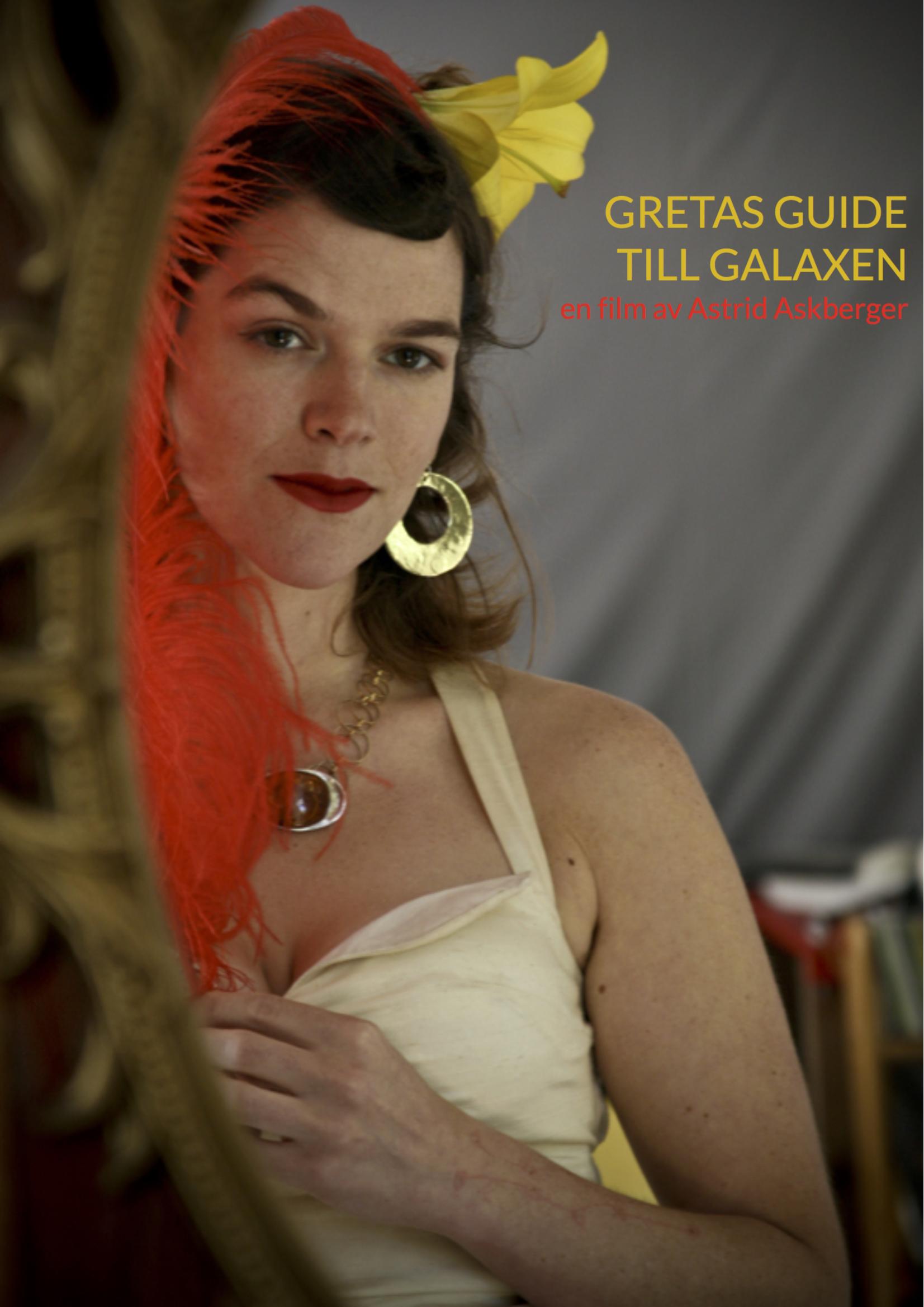 Gretas guide till galaxen